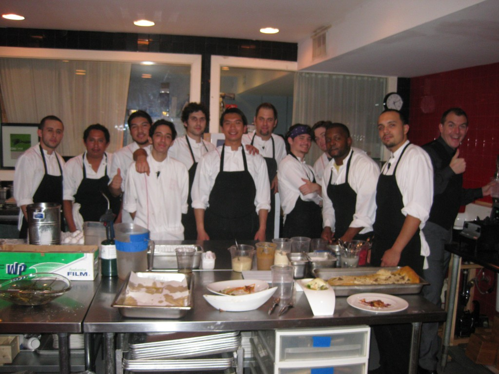 My Guest Chef Experience Ing Restaurant Is Good People